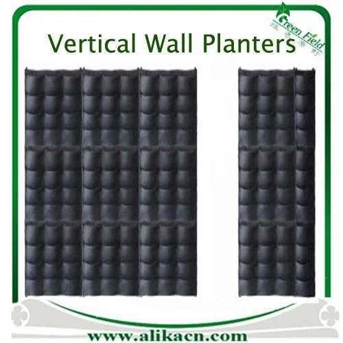 Outdoor Grow Wall | Living Wall Planters Vertical Garden Green Wall Wolly  Pocket Wall .