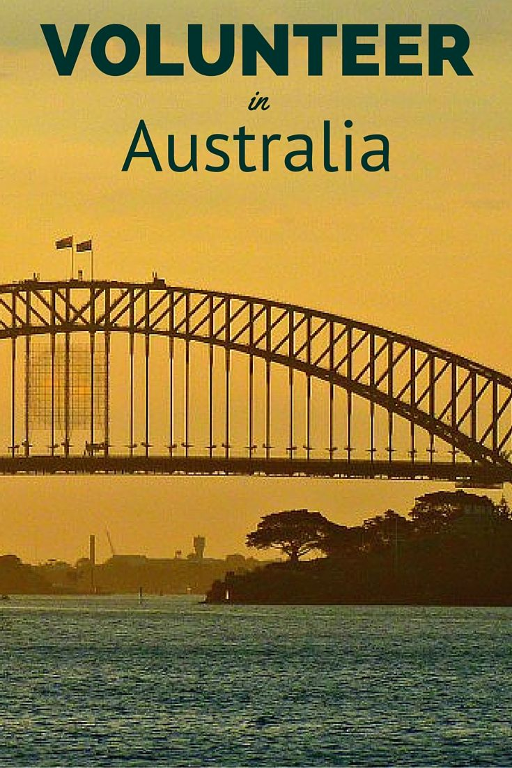 Find free and low-cost volunteering opportunities in Australia