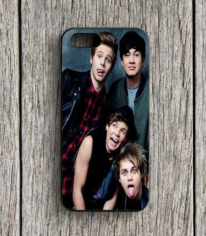 5 Second Of Summer Funny Band Music iPhone 5 | 5S Case