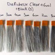 silver/gray colour formula experiments