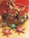 Мобильный LiveInternet Делаем праздничные поделки из бумаги вместе с детьми | Мелисса - Копилочка рукоделия |