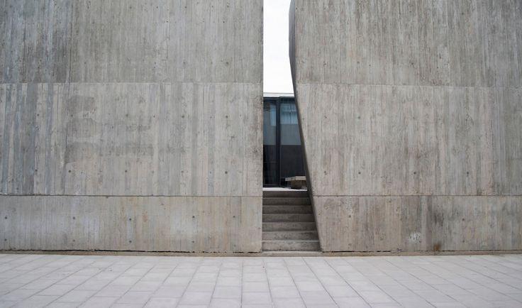 #ARCHITECTURE: CENTRO DE INNOVACIÓN UC | Basic Bucket
