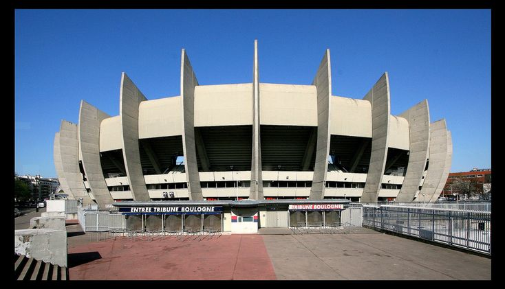 Parc des Princes [1969-72]- Paris XVI | Architecte: Roger Taillibert [1926-]