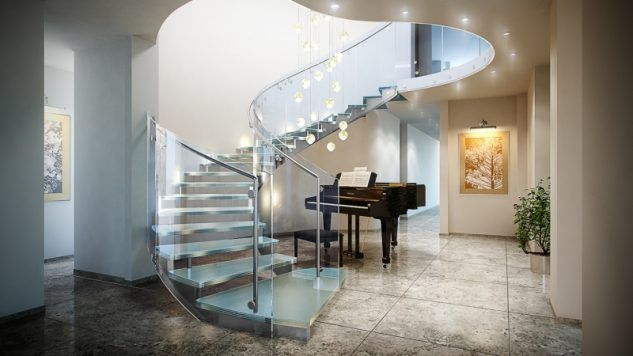 Entre escaleras - chispis.com