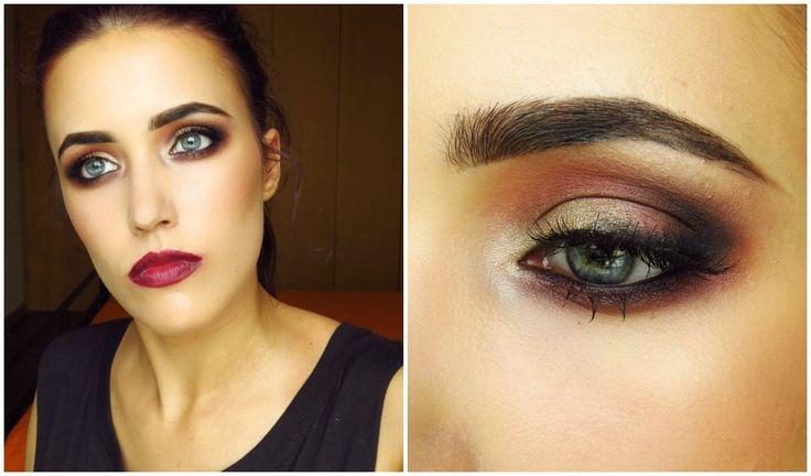 Maquilhagem de Outono | Fall Makeup ♥ feat Marisa Ferreira www.youtube.com/vanessavforbeauty
