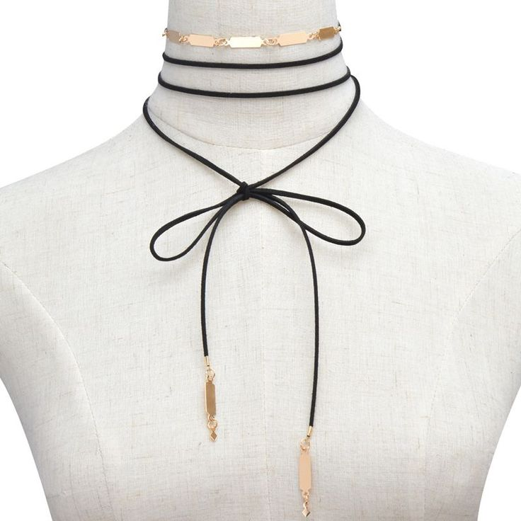 Bow Knotted Choker //Price: $9.99 & FREE Shipping //     #shoppingtime   Bow Knotted Choker