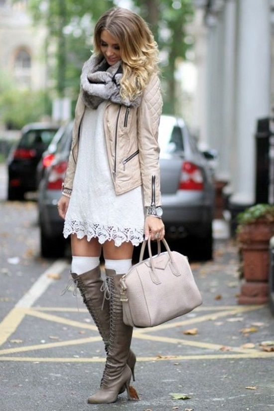 Winter is soon to come, so are jackets, coats, scarfs and boots. With these additional pieces you wear in winter, you have many more options and outfits than you had in summer. But one thing needs not to be sacrificed, that is your unique style. We brought a collection of the best winter outfits that may inspire you this year.