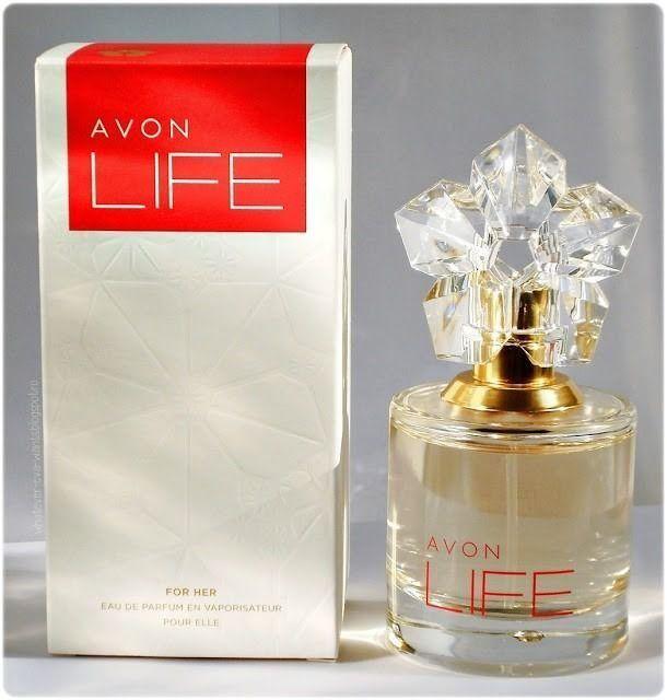 Avon Life for Her Deo Parfum 50ml
