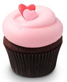 ♥ Valentine's Cupcake ♥