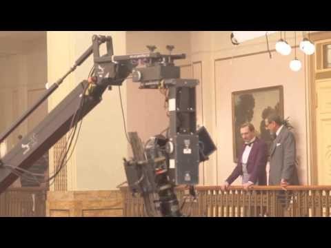Filmstadt Görlitz - The Grand Budapest Hotel - Behind the Scenes - B-Roll 01