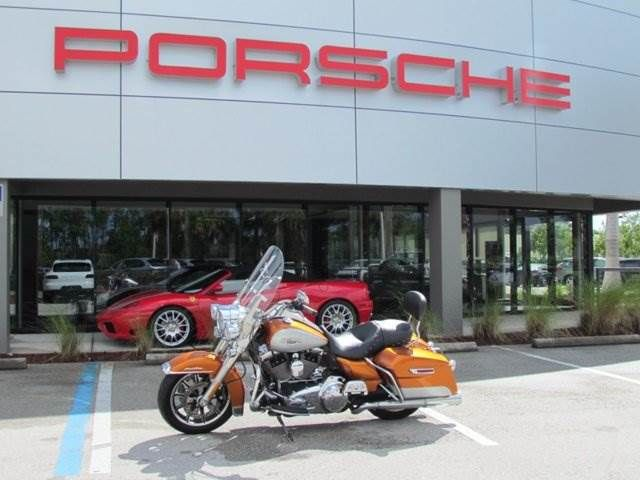 Harley Davidson RoadKing Available At Porsche Of Fort Myers