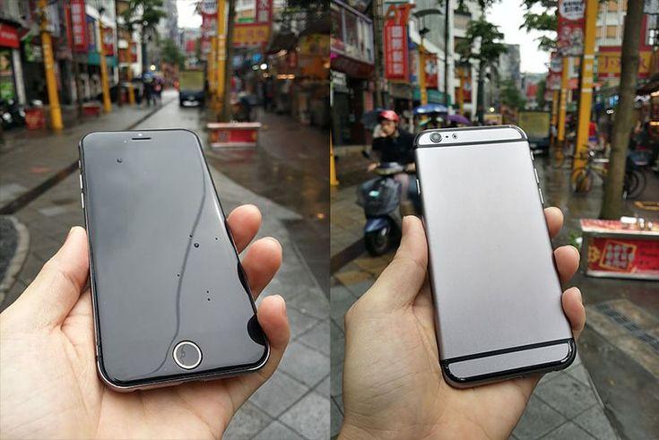 iPhone 6 apare într-o variantă rezistenta la apă; Iată imagini! http://mbls.ro/1hFRAEa