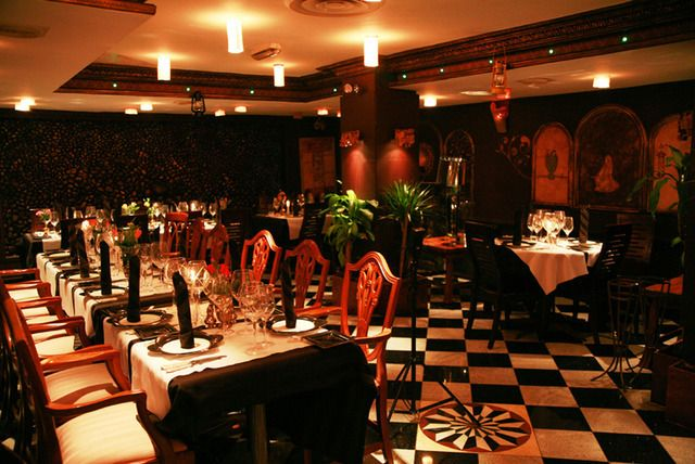 You may have already pledged allegiance to your local Indian takeaway - but Shezans alluring combination of stylish decor, innovative dishes and soft jazz music is about to change all that...