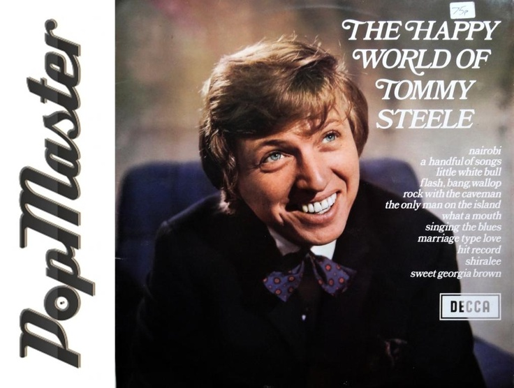 THE HAPPY WORLD OF TOMMY STEELE SPA 24 http://popmaster.pl/pl/index/1