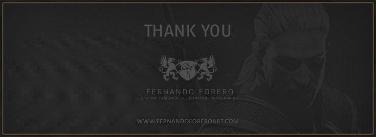 ArtStation - THE WITCHER 3: UI ART, Fernando Forero