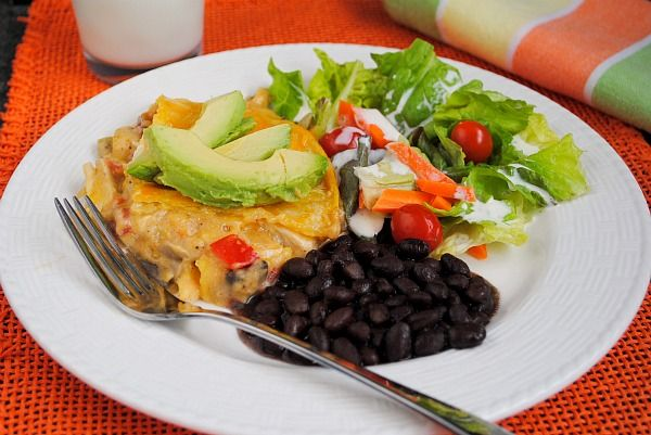 King Ranch Casserole - from scratch recommended by Andrea Brooks