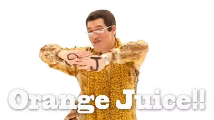 Lagu Baru Piko Taro - I Like Orange Juice, Apa Bisa Viral Seperti PPAP? Lihat Videonya Ini