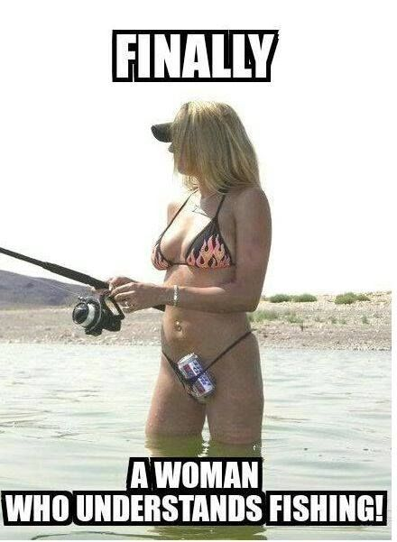 A woman who understands fishing! #sextoys #sextoysshop #Funny #Humor For more information visit: www.sextoysshop.com