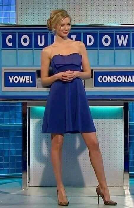 Beautiful Rachel Riley