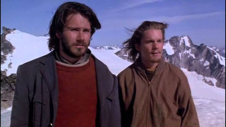 Alive 1993 -  Ethan Hawke - Action 1080p