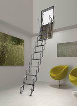 Great Retractable Folding Attic Ladder