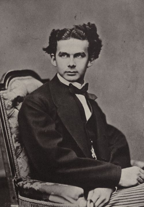 Ludwig II: The 'Mad King' of Bavaria, from his friendship with Wagner, his potentially homosexual relationships, his fairy tale castle and his mysterious drowning, he was a fascinating figure