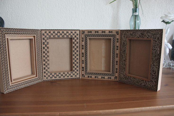 les 76 meilleures images propos de cr er des objets en carton papier bois sur pinterest. Black Bedroom Furniture Sets. Home Design Ideas