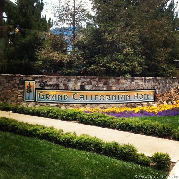 Disney Resort Hotels California