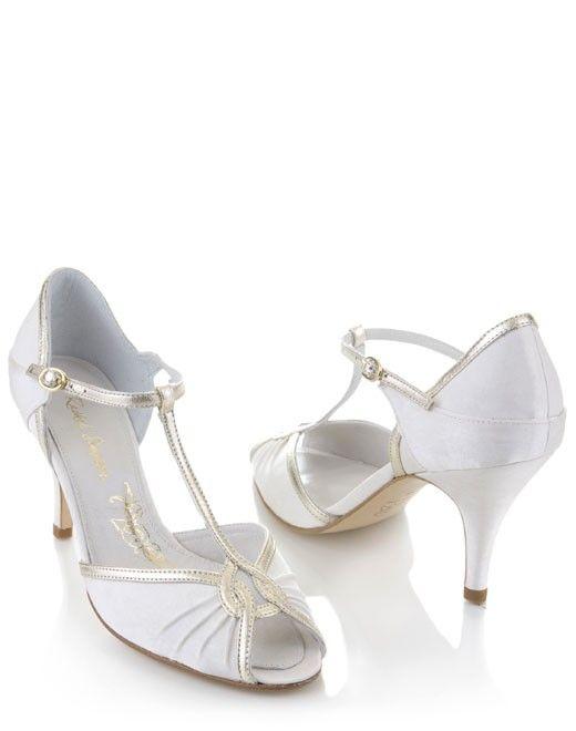 Mimi Bridal Shoes