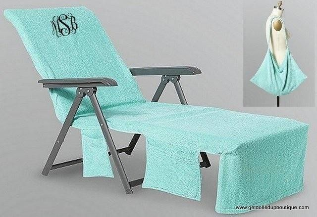 Perfect For The Summer Monogramming Beach Chairs
