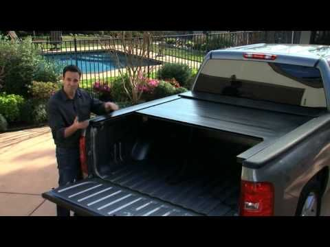 ROLLBAK Retractable Tonneau Cover - YouTube