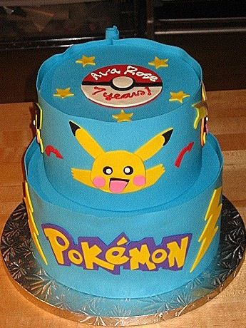 42 Best Images About Pokemon Cakes Cupcakes And Other