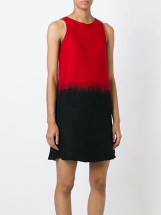 Sybilla 펠트 시프트 드레스