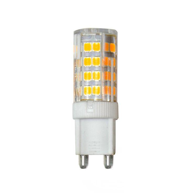 Platinum 3.5w G9 LED 120v 6500k Daylight Non-dimmable Light Bulb