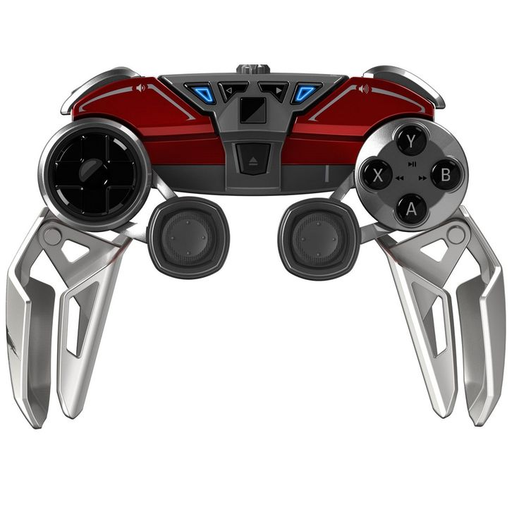 Amazon.com: Mad Catz L.Y.N.X.9 Mobile Hybrid Controller with Bluetooth Technology for Android Smartphones, Tablets and PC - Gloss Red: Video Games