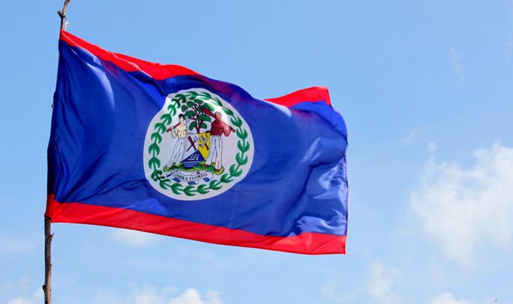 Belize flag | Grand Old Flag » Digital Salutations!