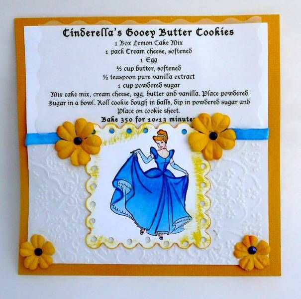 1000 Images About Maker S Mark Recipe Cards On Pinterest: 1000+ Ideas About Cinderella Crafts On Pinterest