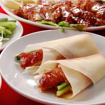 AJ-recipe-wall: 北京ダック Peking Duck