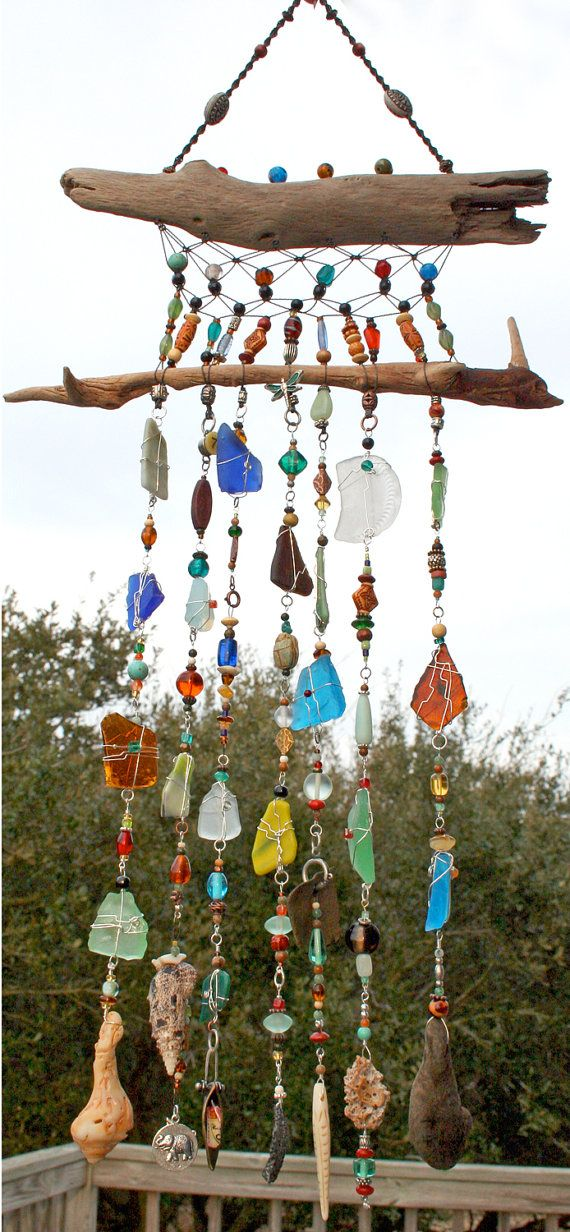 105 Best Images About Wind Chimes Sun Catchers On