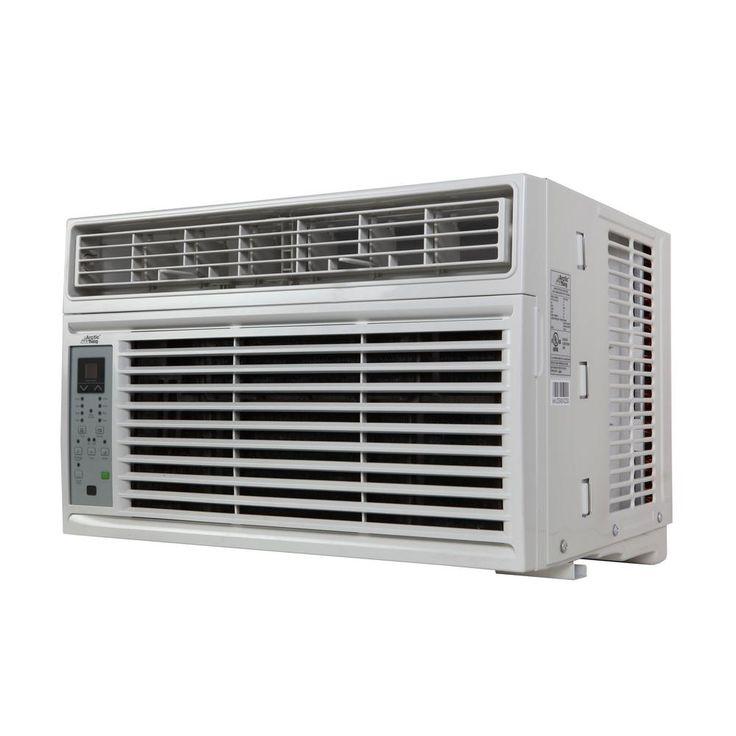 Arctic King 8,000 BTU Window Air Conditioner, White