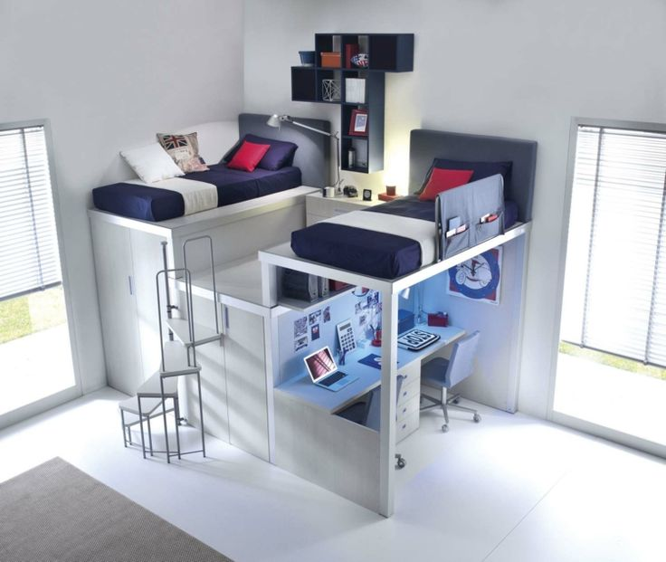 die 25 besten hochbett schreibtisch ideen auf pinterest etagenbett mit schreibtisch. Black Bedroom Furniture Sets. Home Design Ideas