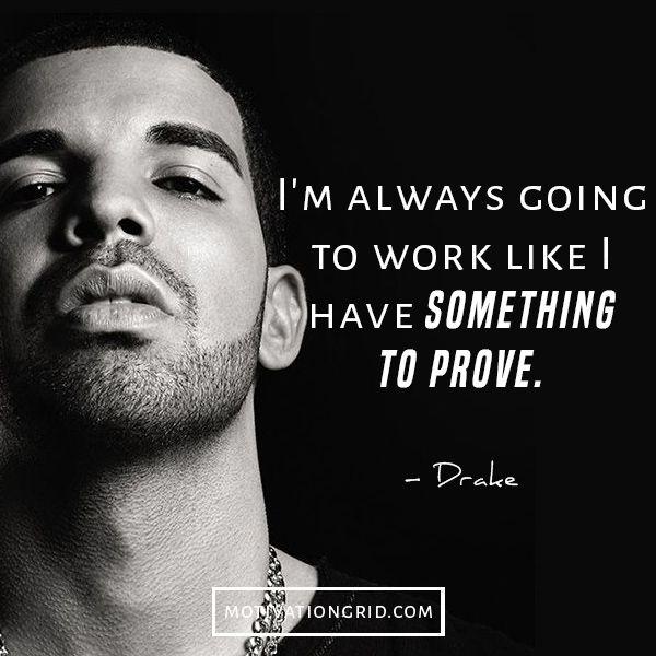 Drakes Quote