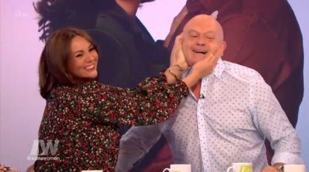 EastEnders' Tiffany And Grant Mitchell Reunited On 'Loose Women' And It Was Beautiful | Huffington Post