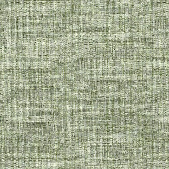 Papyrus Weave Wallpaper In Green From The Conservatory Collection By Y Peel And Stick Wallpaper York Wallpaper Wall Coverings