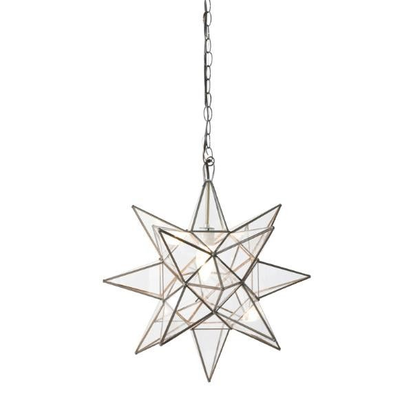 The 25 best star chandelier ideas on pinterest pentecost small clear glass star chandelier aloadofball Images