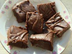 Fudge - шоколадная помадка