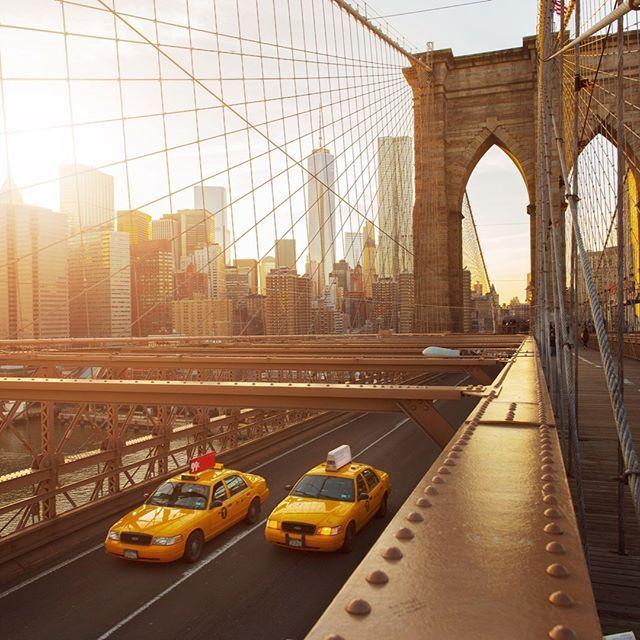 Dusk or dawn? #love #nyc #brooklyn #taxis #manhattan #summer #Salfordroad