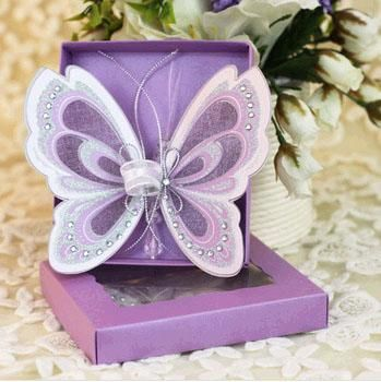how to make butterfly invitation