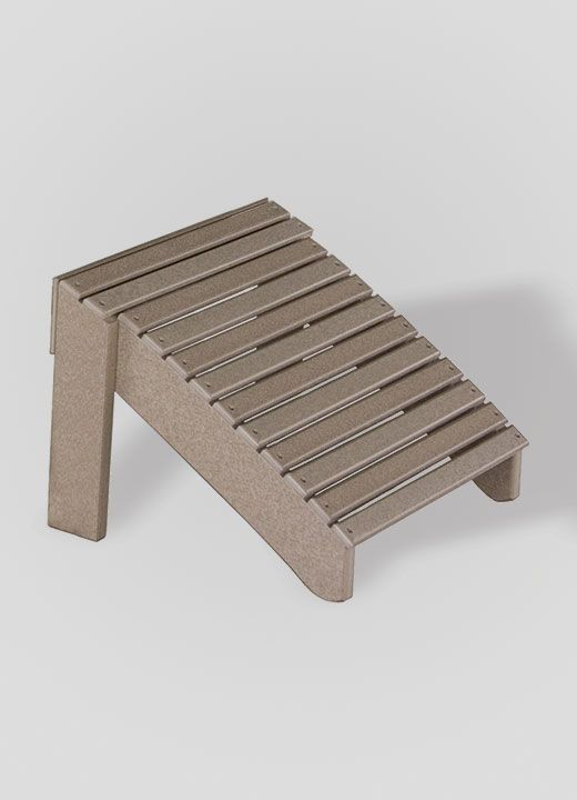 Adirondack Footrest Woodworking Projects Amp Plans