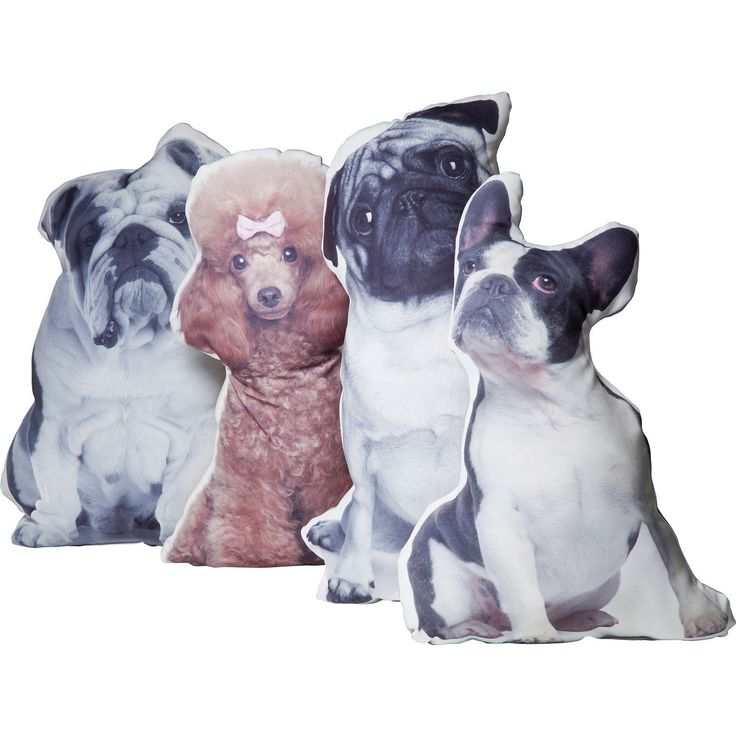 Cushion Dogs Out Assorted - KARE Design